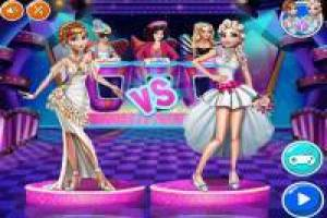 Elsa und Anna: Fashion Battle